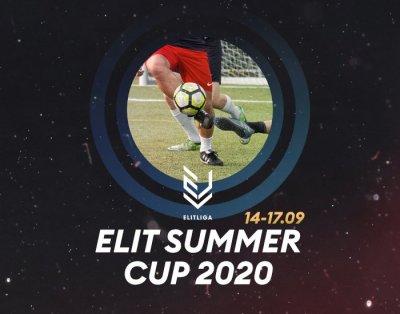 ELIT SUMMER CUP 2020