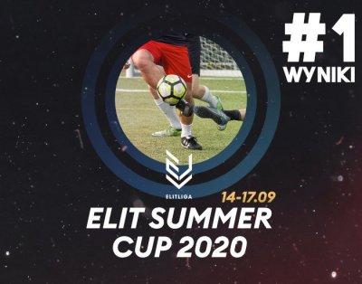 ELIT SUMMER CUP 2020 - FAZA GRUPOWA - 14.09