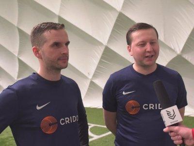Skrót video: groupM - CRIDO