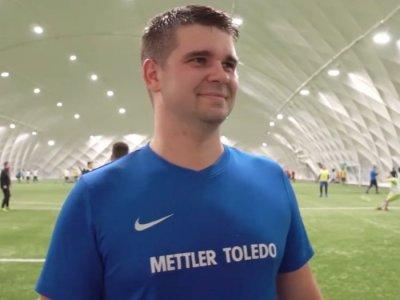 Skrót video: STOCK Polska - METTLER TOLEDO