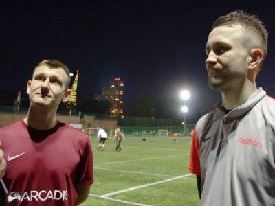 #Przed meczem: ARCADIS vs OERLIKON
