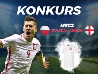 Polska vs Anglia - Zgarnij Polo Reprezentacji!